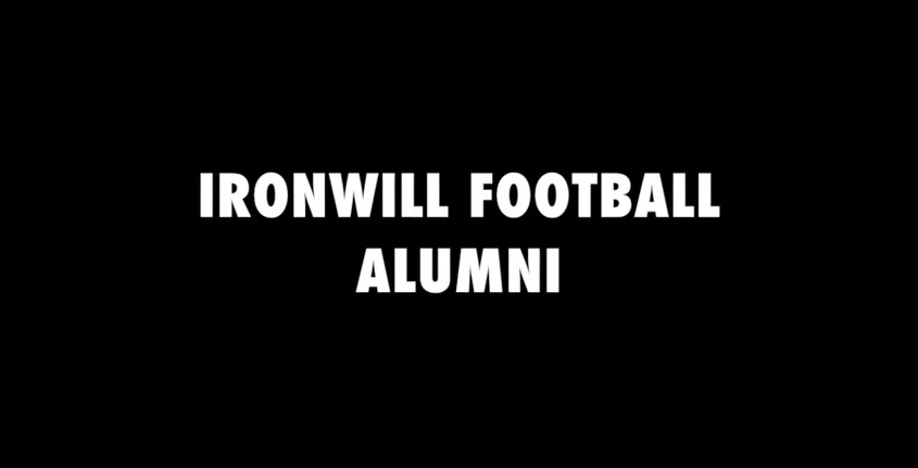 IRONWILL FOOTBALL Alumni
