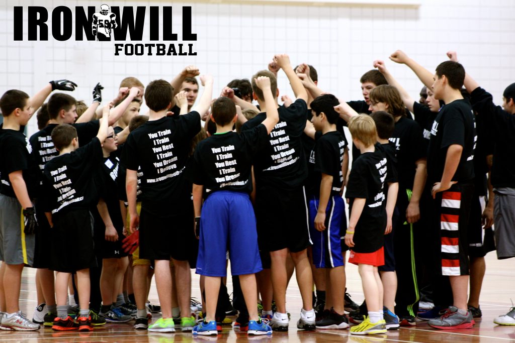 IRONWILL FOOTBALL Performance Camp Dates 2017